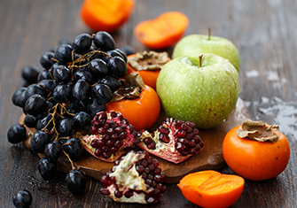 Fall Fruits and Their Healing Properties