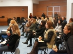 Vita Rama health lecture in Saint Vlas