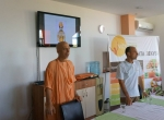 3 day seminar on Ayurveda and Bhagavad Gita with Prahladananda Swami